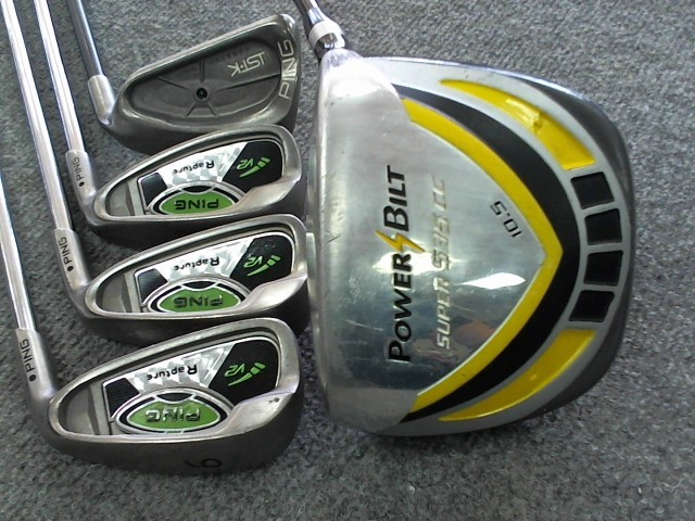 PING Driver RAPTURE V2