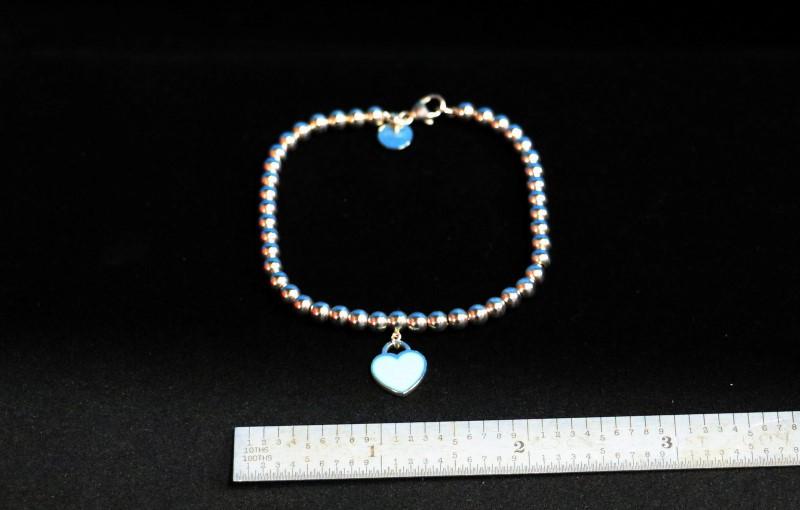 Tiffany & Co. Silver Bracelet 925 Silver 5.41g