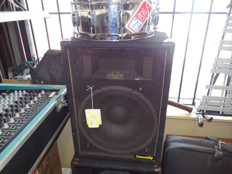 COMMUNITY SPEAKERS Speakers/Subwoofer CSX35-S2