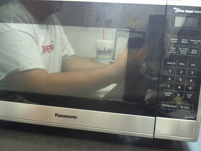PANASONIC Microwave/Convection Oven NN-SN745S