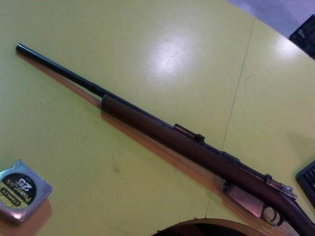 MAUSER FIREARMS Rifle MODELO ARGENTINO 1891