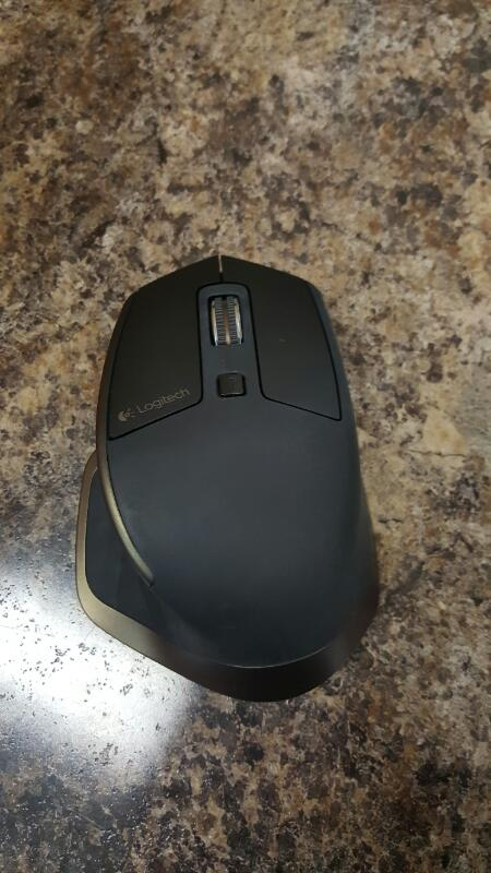 Logitech M-R0052 MX Master Wireless Mouse