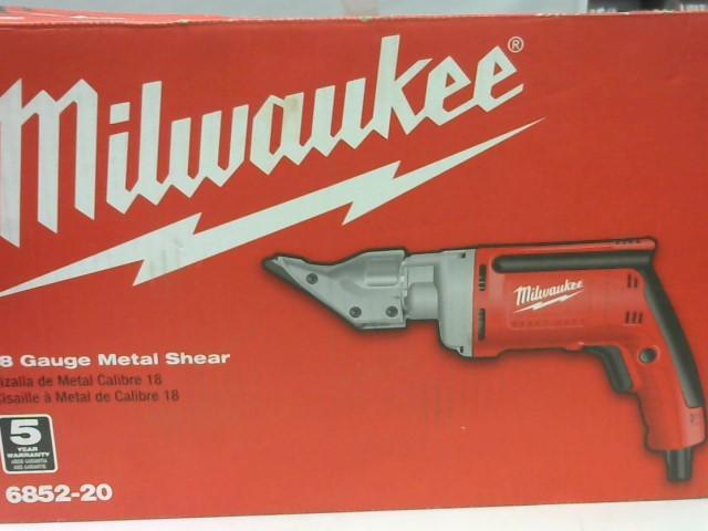 MILWAUKEE Misc Metal Tool 6852-20