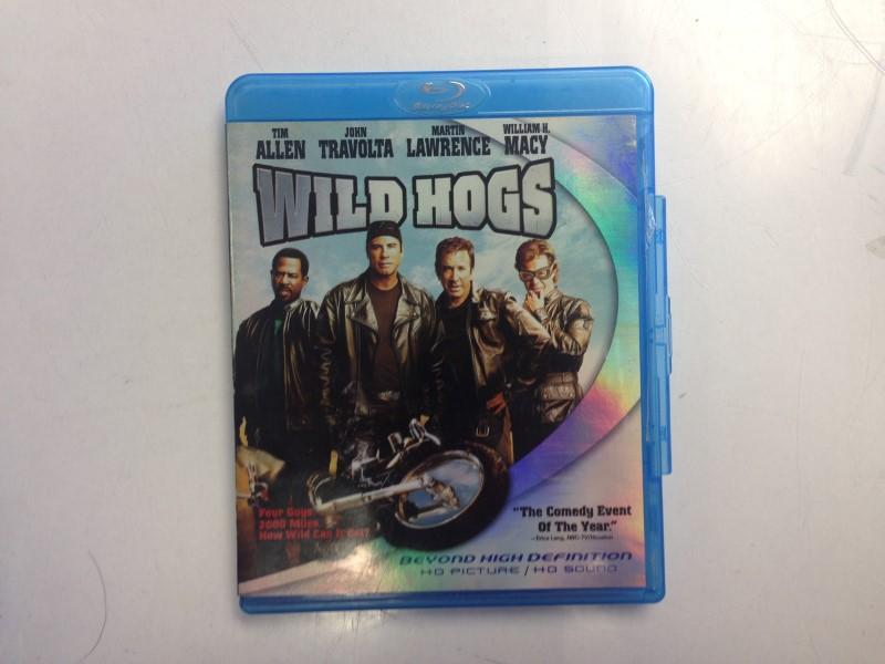 Wild Hogs (Blu-ray Disc, 2007)