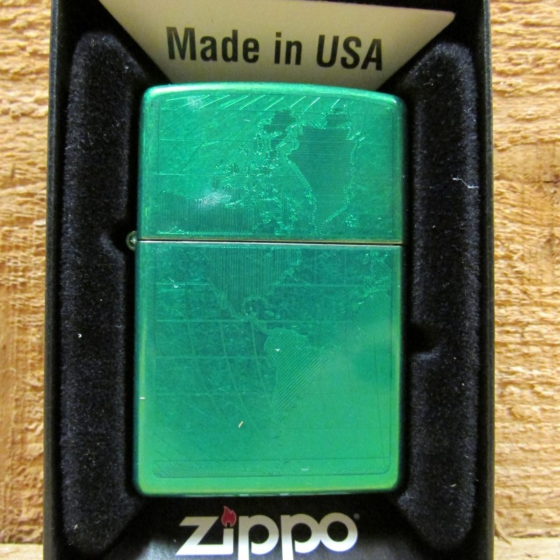 ZIPPO Lighter ICED WORLD 28340