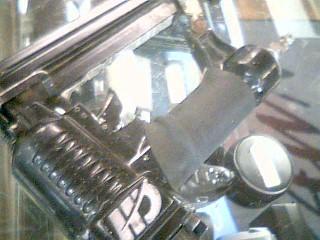 CAMPBELL HAUSFELD Nailer/Stapler SB323200AV