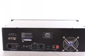 INTER M Amplifier pa system  PA-9324