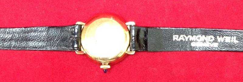 RAYMOND WEIL Gent's Wristwatch 681
