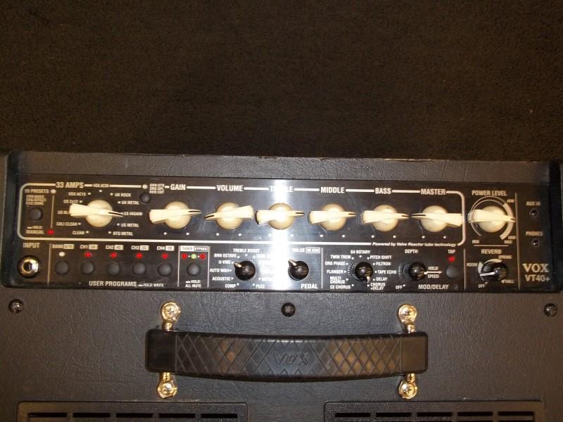 VOX GUITAR AMP VT40