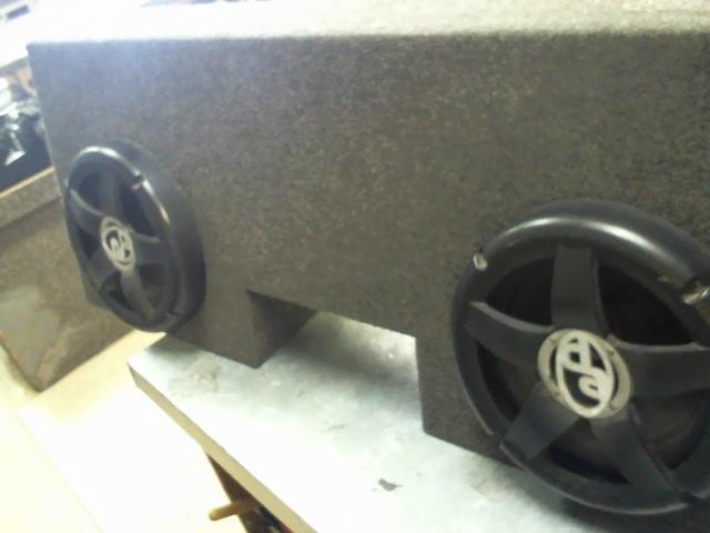 DIGITAL AUDIO Speakers/Subwoofer NONE - GENERIC - DIGITAL AUDIO