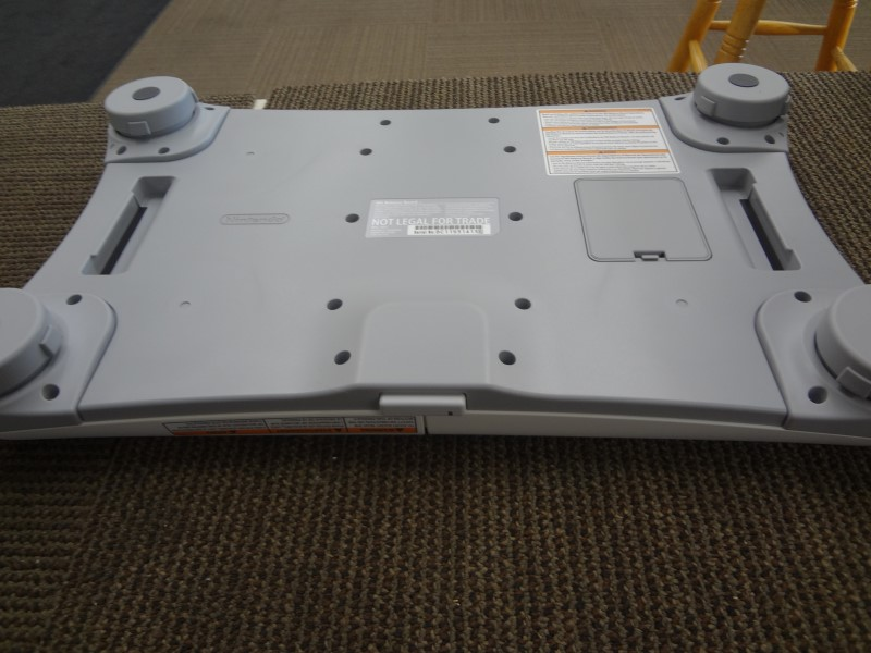 NINTENDO VIDEO GAME ACCESSORY WII BALANCE BOARD