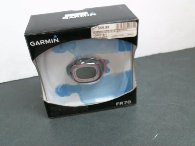 GARMIN GPS System FR70