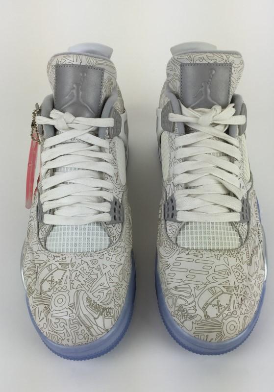 "Air Jordan 4 Laser ""30th Anniversary"" sz 10.5"