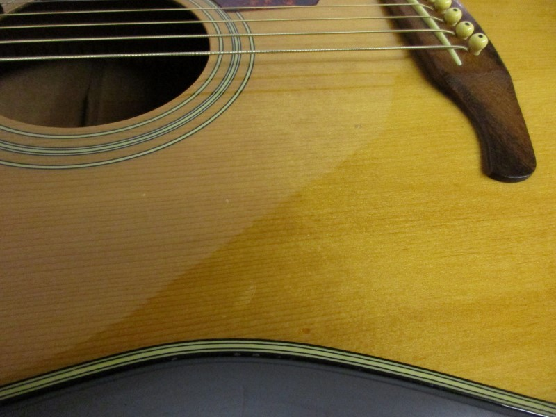 FENDER REDONDO ACOUSTIC GUITAR