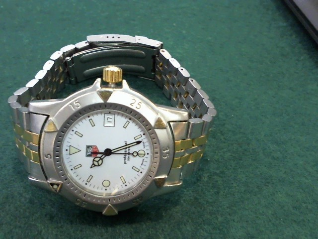 TAG HEUER Lady's Wristwatch WD1221-K-20