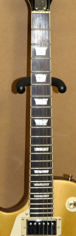 OSCAR SCHMIDT Electric-Acoustic Guitar OE20G GOLD TOP SINGLE CUTAWAY SETNECK