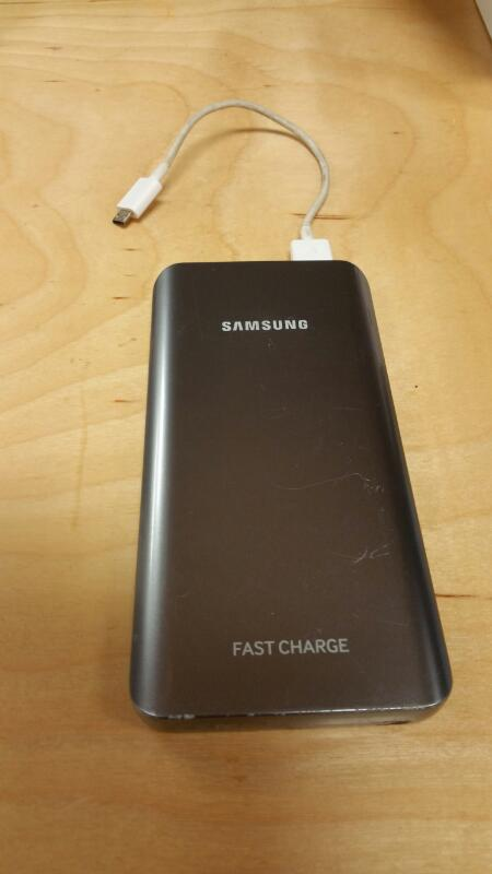 SAMSUNG Battery/Charger EB-PN920