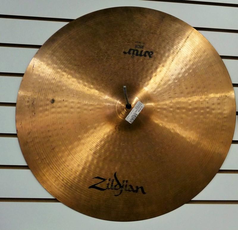 """ZILDJIAN Cymbal 22"""" RIDE"""
