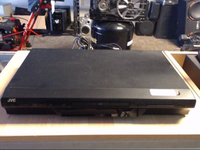 JVC DVD Player XV-S300