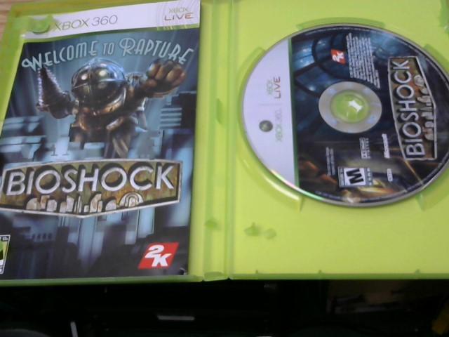 MICROSOFT Microsoft XBOX 360 Game BIOSHOCK
