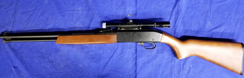SEARS Rifle TED WILLIAMS MOD.3T