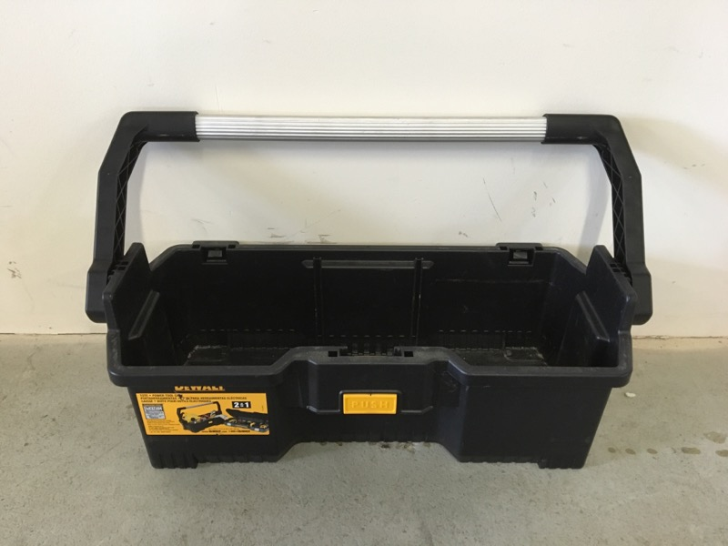 DEWALT Tool Box TOTE TOOL CASE
