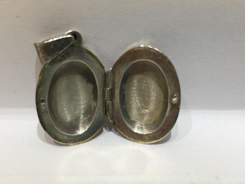 Silver Pendant 925 Silver 2.9g