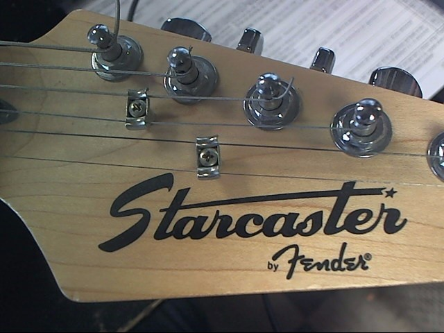 FENDER Electric Guitar STARCASTER INDONESIA