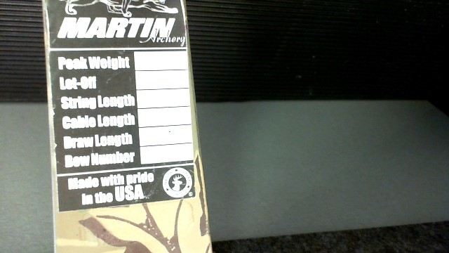 MARTIN ARCHERY Bow PHANTOM