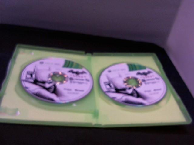 MICROSOFT Microsoft XBOX 360 Game BATMAN ARKHAM CITY - XBOX 360