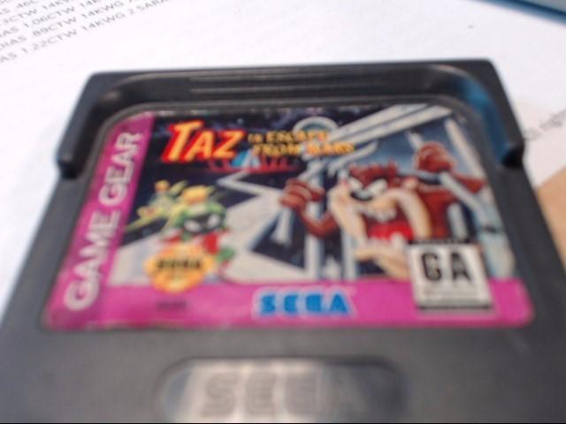SEGA Sega Game GAME GEAR GAMES
