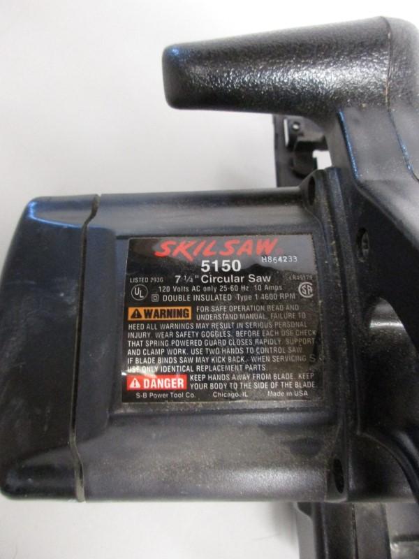 "SKIL 5150 7 1/4"" CIRCULAR SAW"