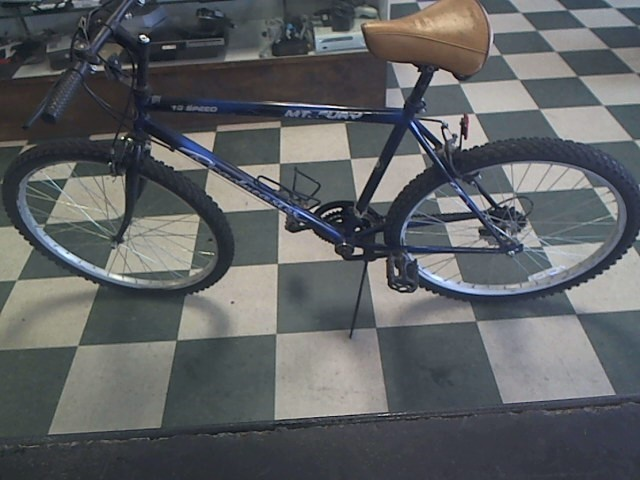 MT FURY Mountain Bicycle ROADMASTER