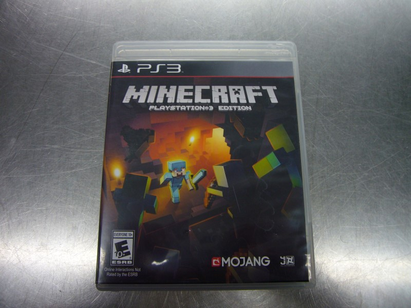 SONY PlayStation 3 Game MINECRAFT