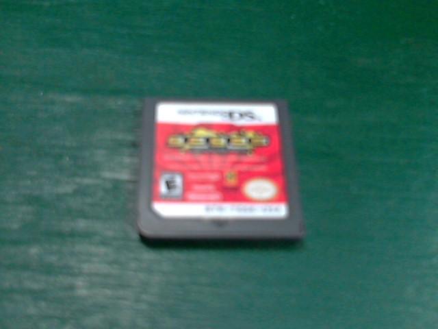 NINTENDO Nintendo DS Game GOGOS CRAZY BONES