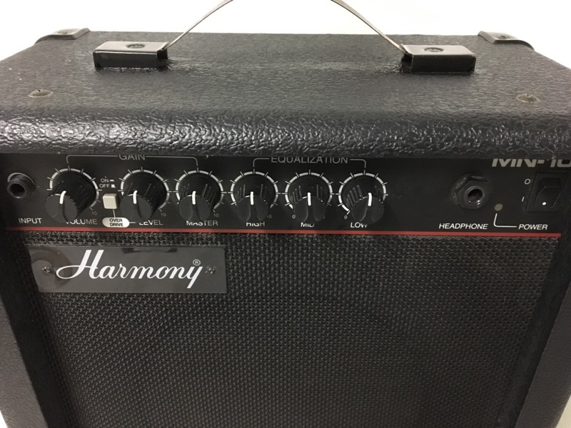 HARMONY Electric Guitar Amp MN-10