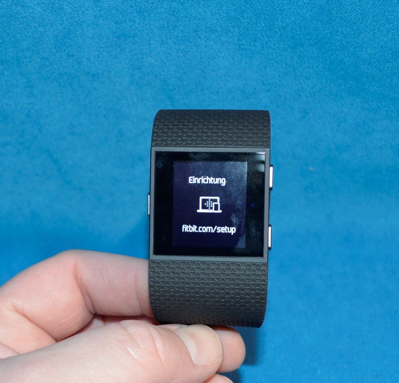FITBIT SURGE FB501 ACTIVITY SMART WATCH LARGE