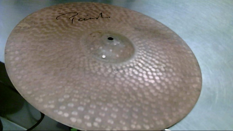 "PASTIE 18"" CYMBAL DIMENSIONS DRY RIDE"