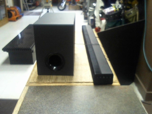 SONY Surround Sound Speakers & System SA-CT80