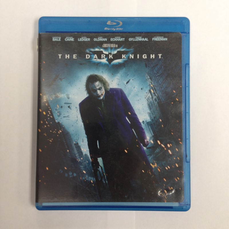 The Dark Knight (Blu-ray, 2008)