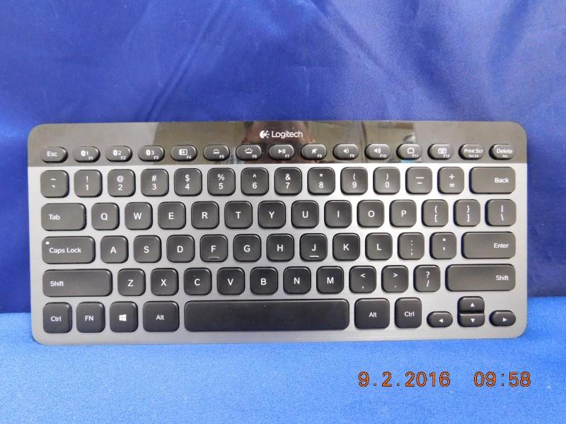 Logitech K810 Wireless Bluetooth Keyboard - Backlit