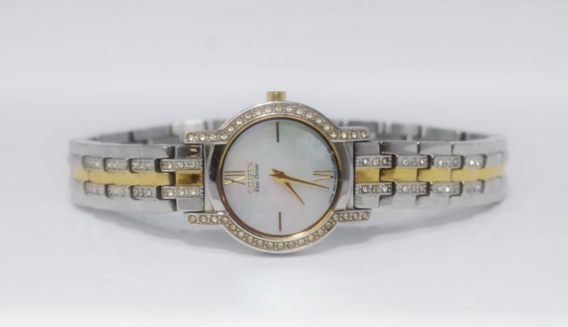 CITIZEN Lady's Wristwatch LADIES ECO DRIVE WATCH