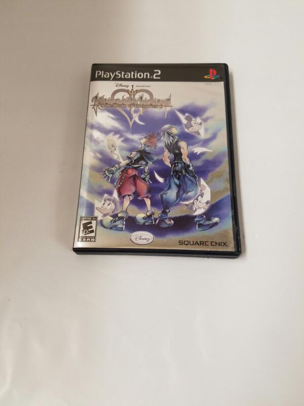 Sony PlayStation 2 Game KINGDOM HEARTS RE: CHAIN OF MEMORIES