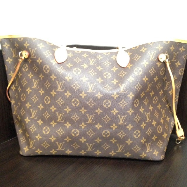 LOUIS VUITTON Handbag NEVERFULL MONOGRAM GM