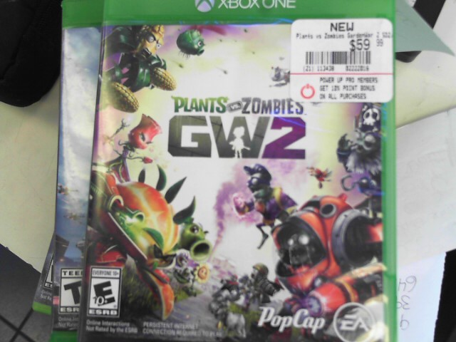 PLANTS VS ZOMBIES Game GW2