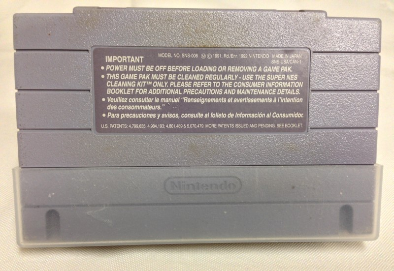 SUPER NINTENDO SNES GAME MARIO PAINT *CART ONLY*