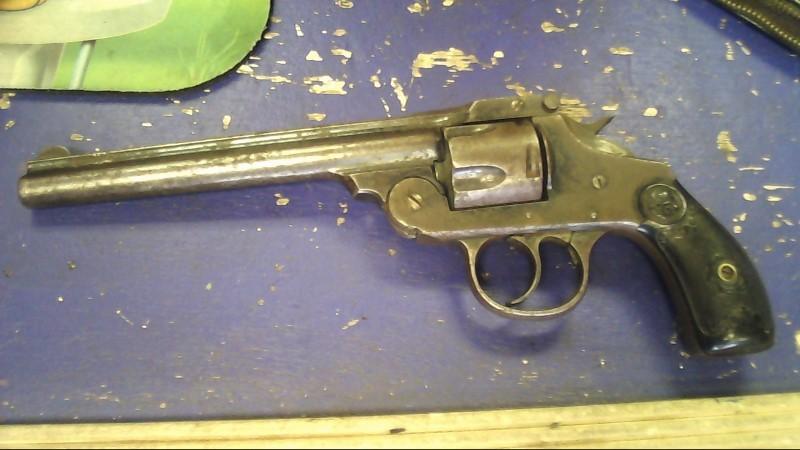 IVER JOHNSON Revolver REVOLVER