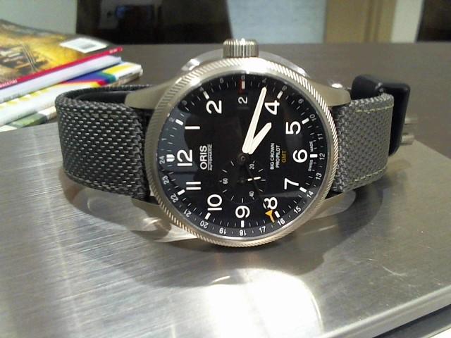 ORIS Gent's Wristwatch 0174877104164