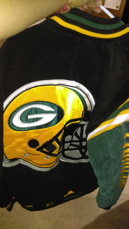 NFL Coat/Jacket GREEN BAY PACKER COAT