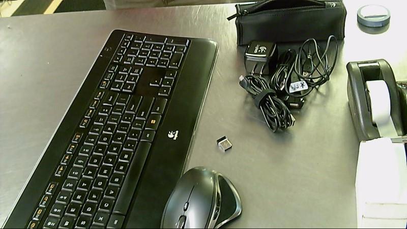 LOGITECH Computer Accessories K800